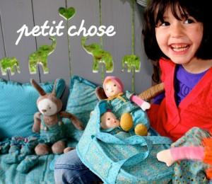 Petit Chose - Mill roots - doudou - Blog les désirs d'Elisa