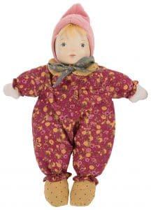 Petit Chose - Mill roots - Poupées en chiffon et caoutchouc - rouge - rose - Blog les désirs d'Elisa